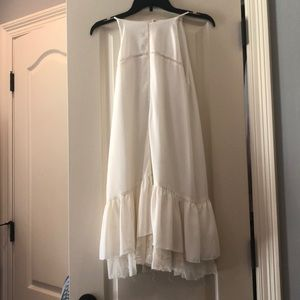 Altar'd State Sunday White Dress